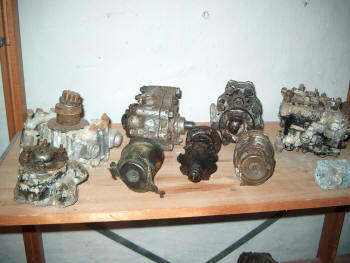 Various pumps from LM694